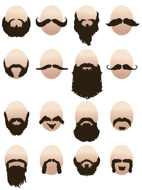 Facial Hair Styles Pictures: How To Choose A Facial Hair Style